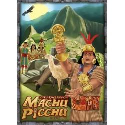 Princes of Machu Picchu (Inglés)