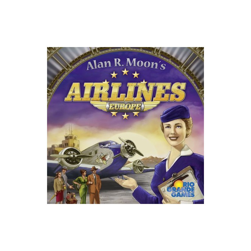 Airlines: Europe (Inglés)