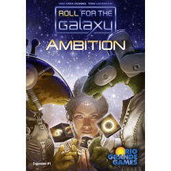 Roll for the Galaxy: Ambition (Inglés)